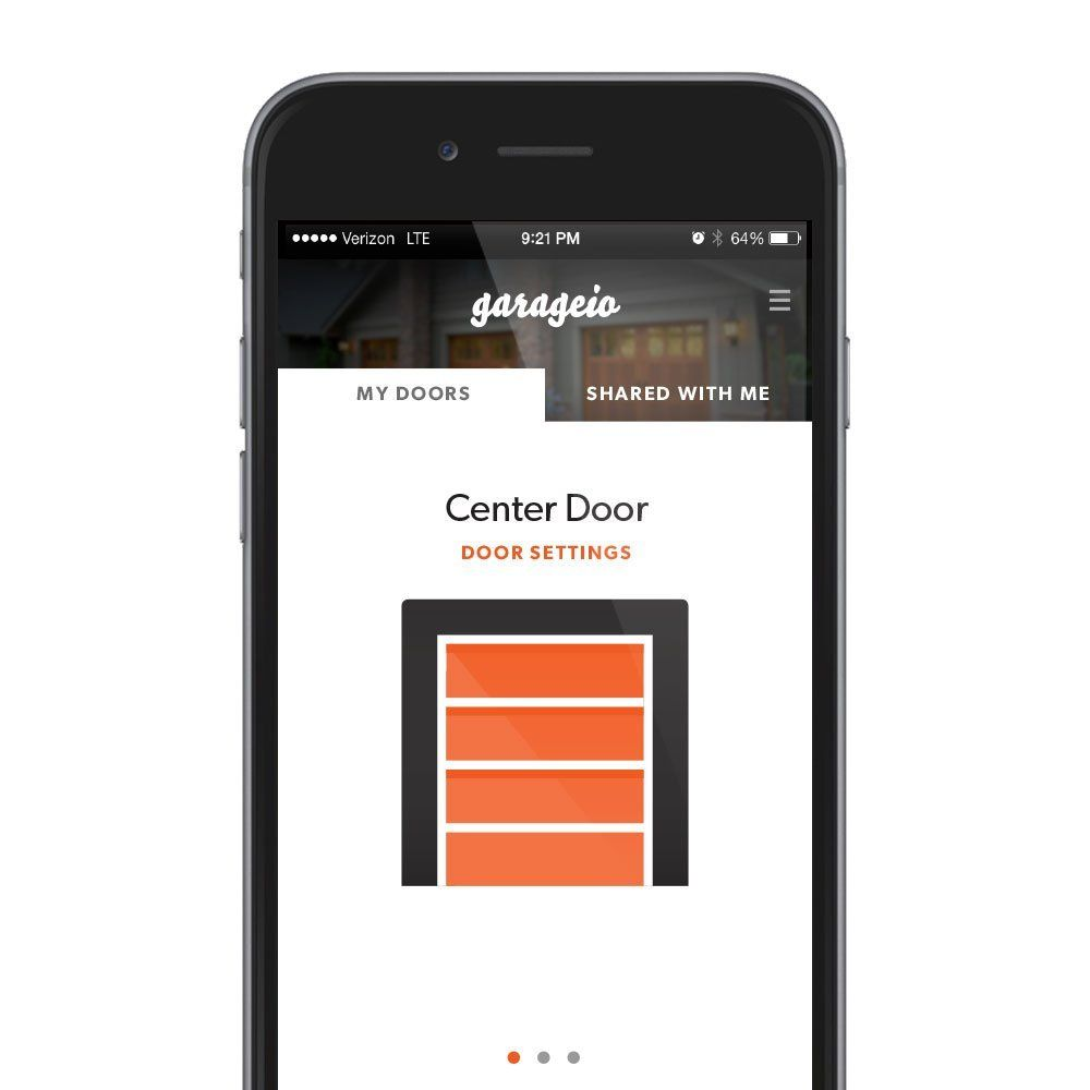 Garageio Smart Garage Controller Garage Garage Doors Garage House