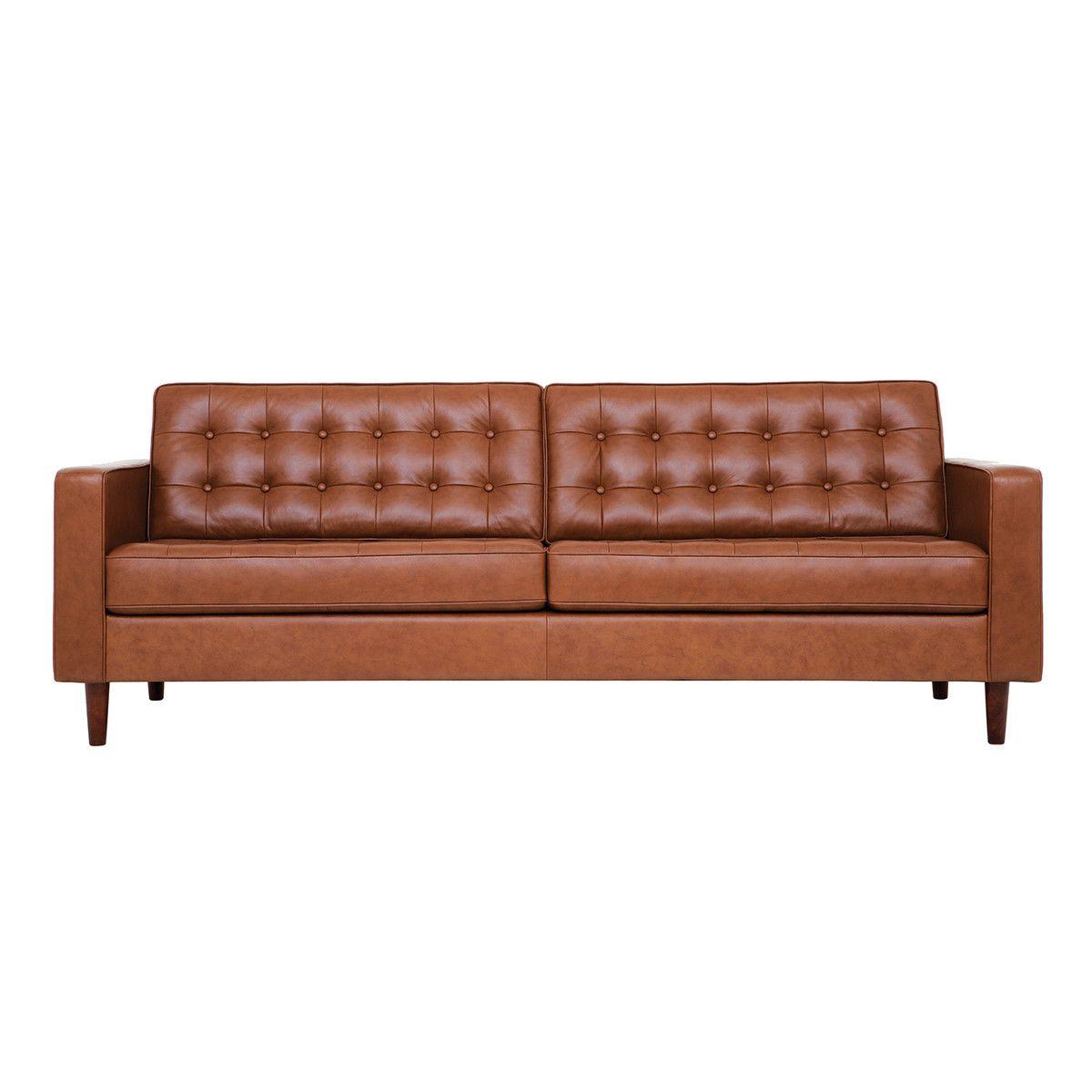 Reverie Sofa Sahara Wood Vintage Leather Chairs Leather Sofa Classic Sofa