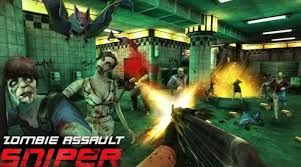 Zombie Assault: Sniper 1 02 MOD APK (unlimited money