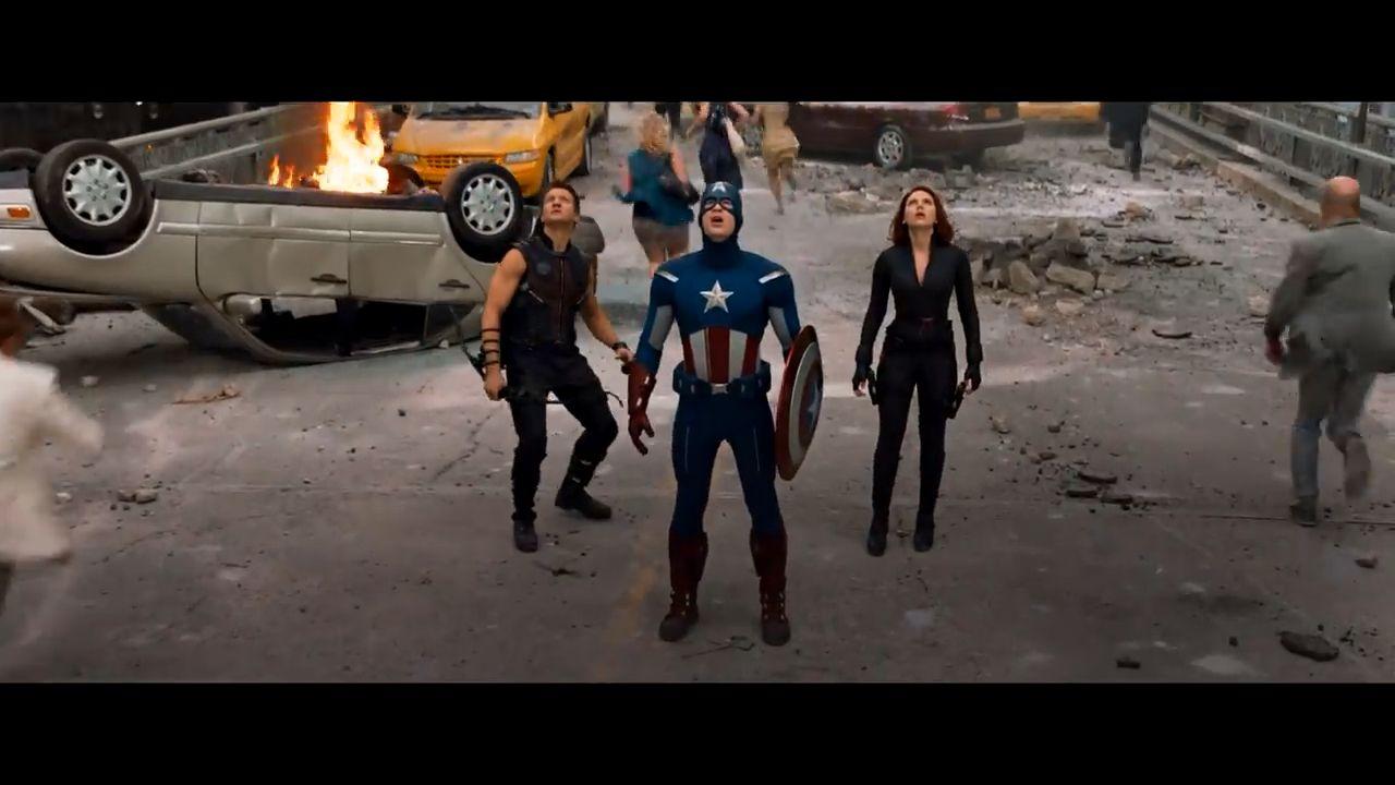 (Marvel) Avengers -