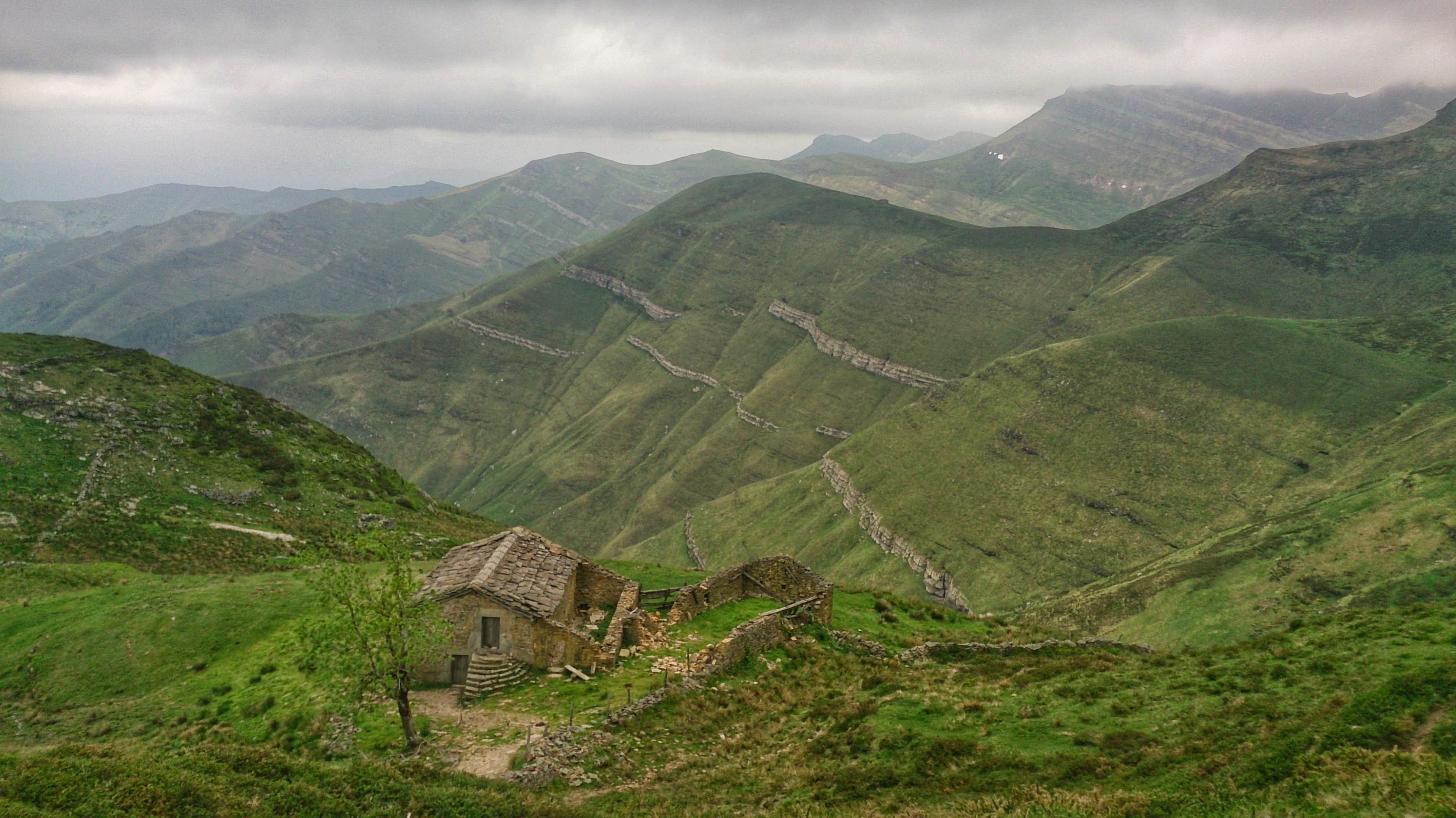 Valles Pasiegos Cantabria Spain #hiking #camping #outdoors #nature #travel #backpacking #adventure #marmot #outdoor #mountains #photography
