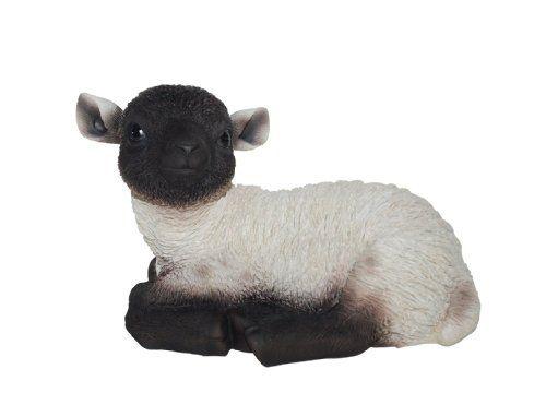 Vivid Arts Little Sitting Lamb Ornament Vivid Arts Ltd