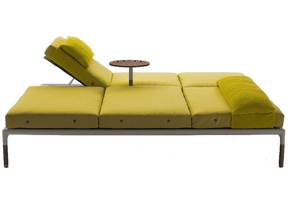 Springtime Double Chaise Longue B B Italia Chaise Longue Diy Patio Furniture Double Chaise