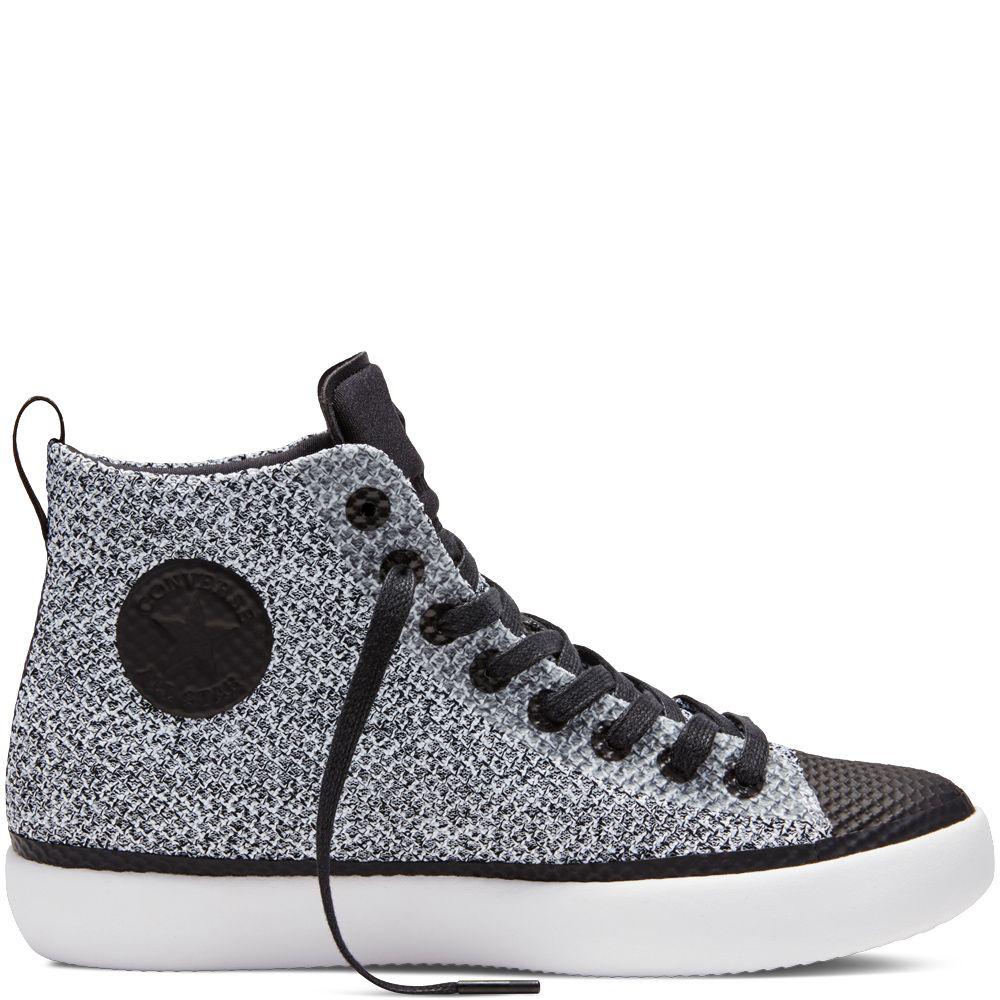 4603c27e8f034f Converse - All Star Modern - Dark Grey - High Top