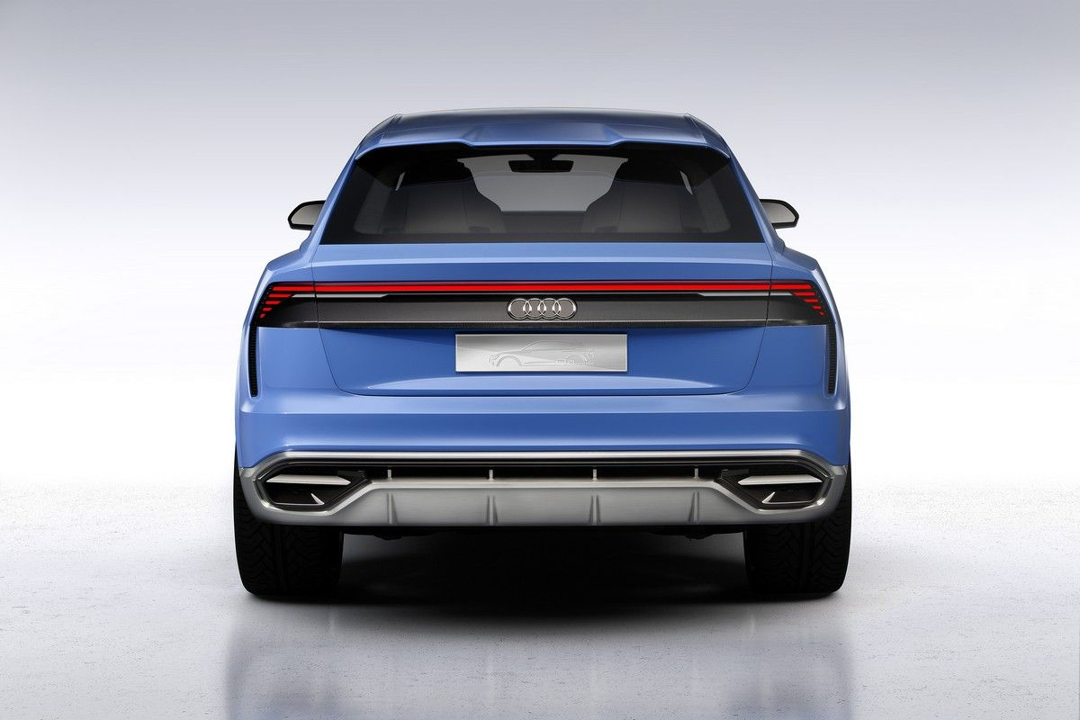 Audi Q8 Concept: Specs, Production Version >> Audi Q8 Concept Flashy Cars Bmw X6 Audi Audi Cars