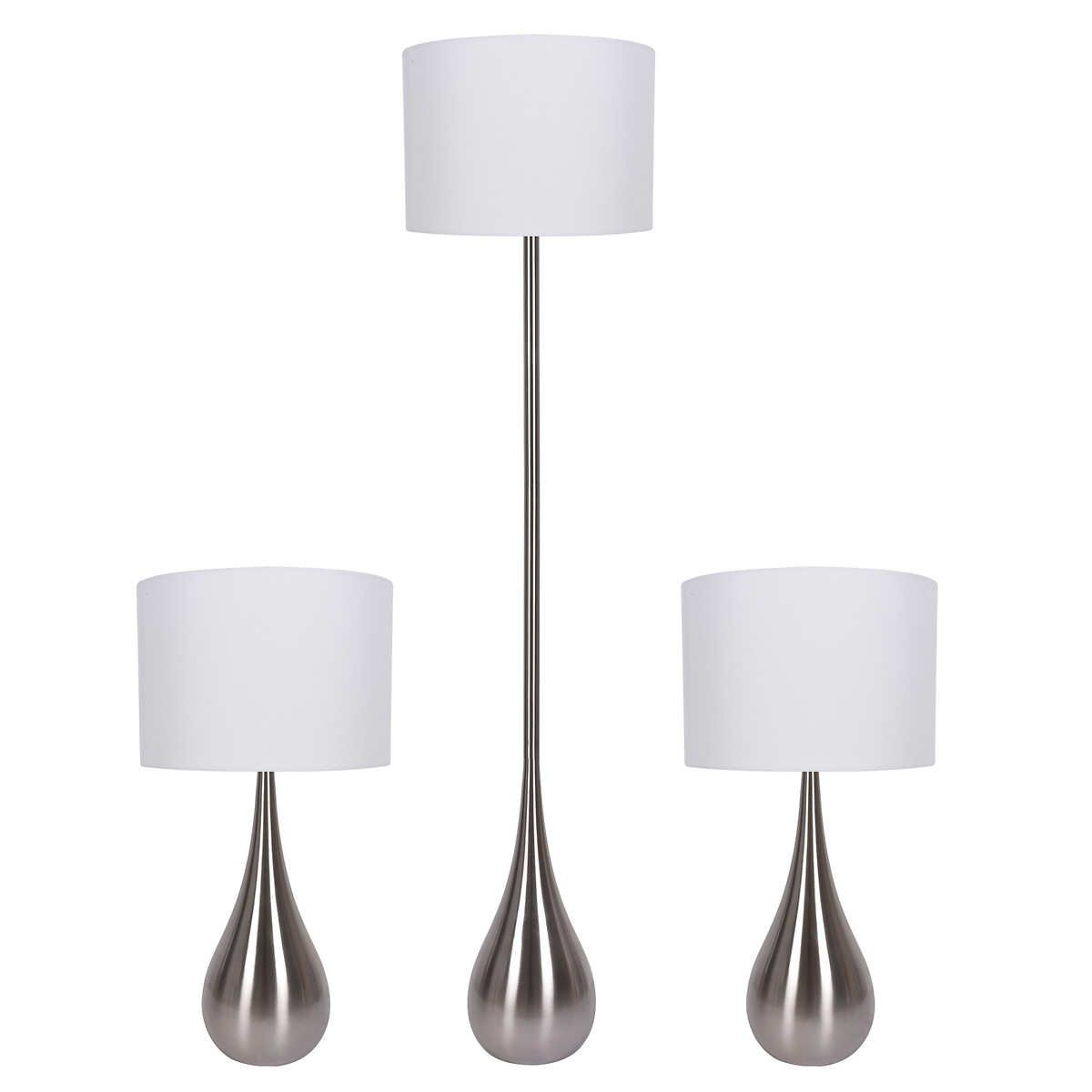 Beijing 3 Pc Lamp Set Lamp Sets Lamp Floor Lamp