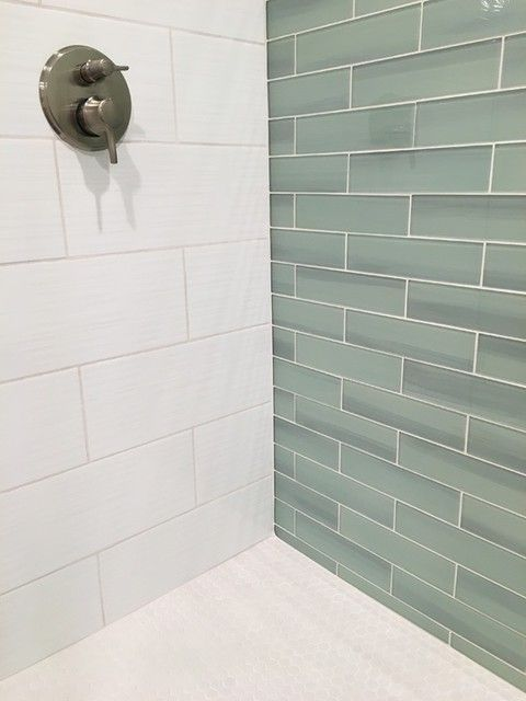 New Haven Glass Subway Tile 3 X 12 In Bathroom Remodel Small Diy Subway Tile Showers Tile Bathroom