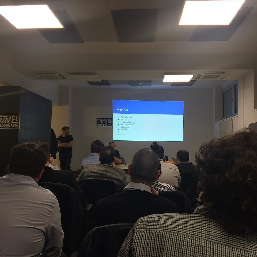 Python open source projects setup #python #opensource #oss