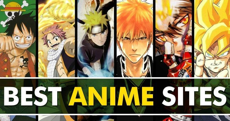 Top 10 Site For Watching Anime Or Cartoon Best Anime Sites