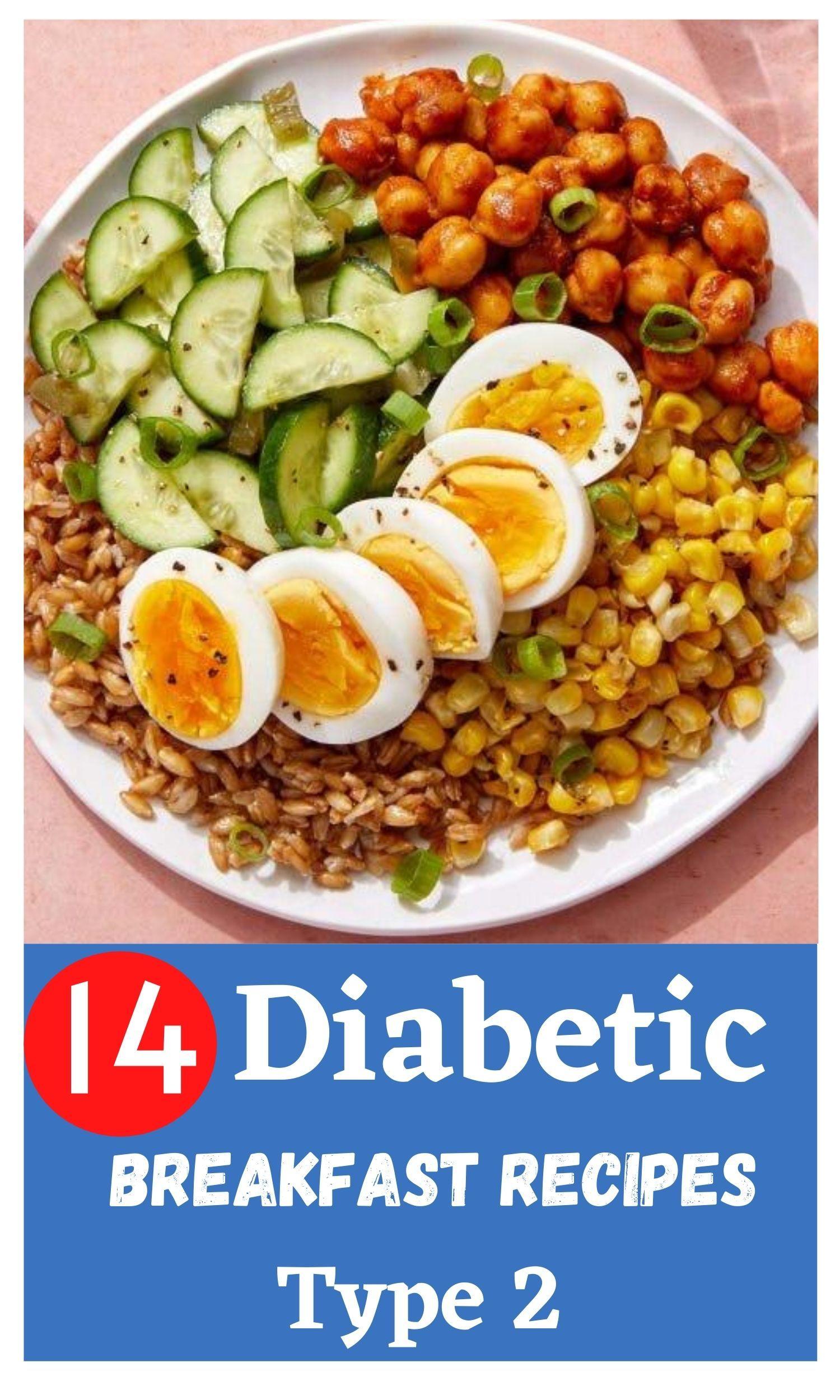 14 Diabetic Breakfast Recipes Type 2 Diabetes Friendly Recipes Diabetic Breakfast Recipes Diabetic Friendly Dinner Recipes