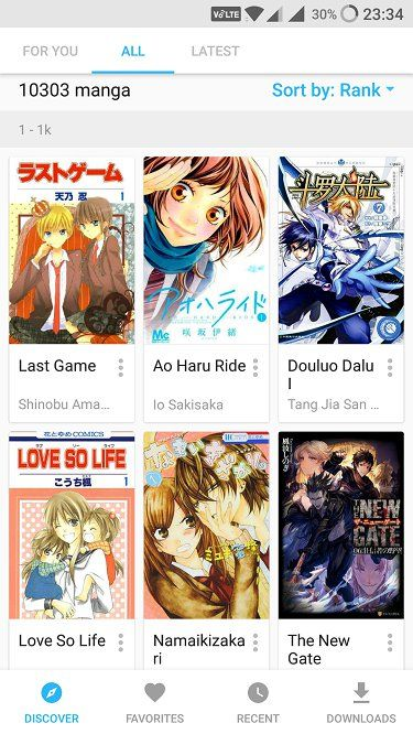 Best Manga Reader Apps for Android in 2020 | Manga reader ...