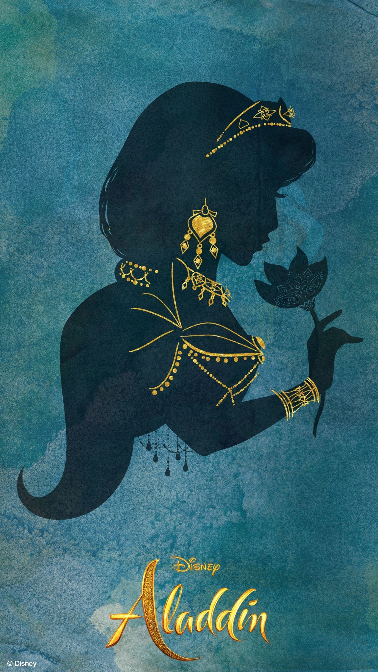 Aladdin Mobile Wallpapers | Disney Singapore - Disney princess wallpaper - Otuziki Blog