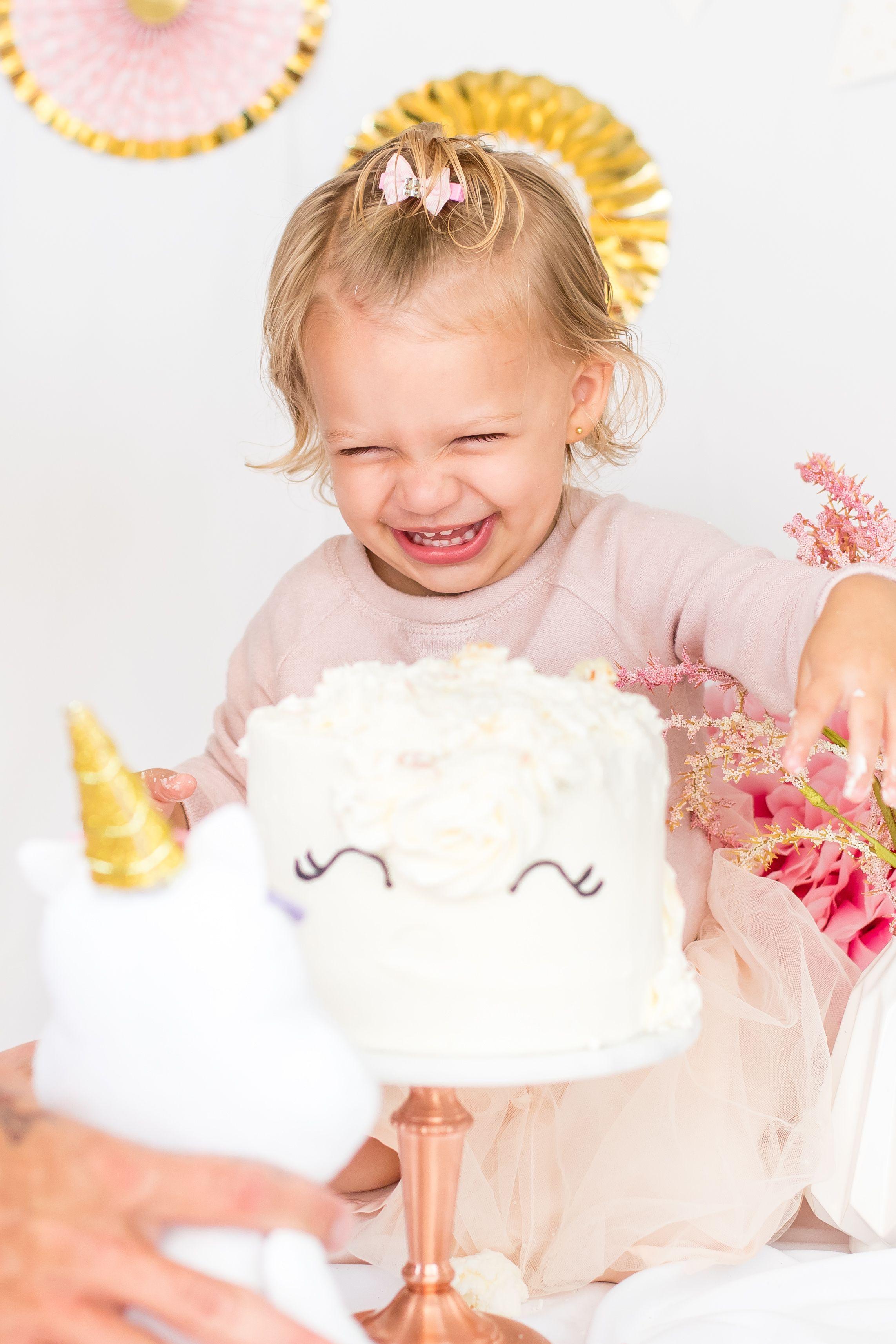 San Diego Unicorn Cake Smash