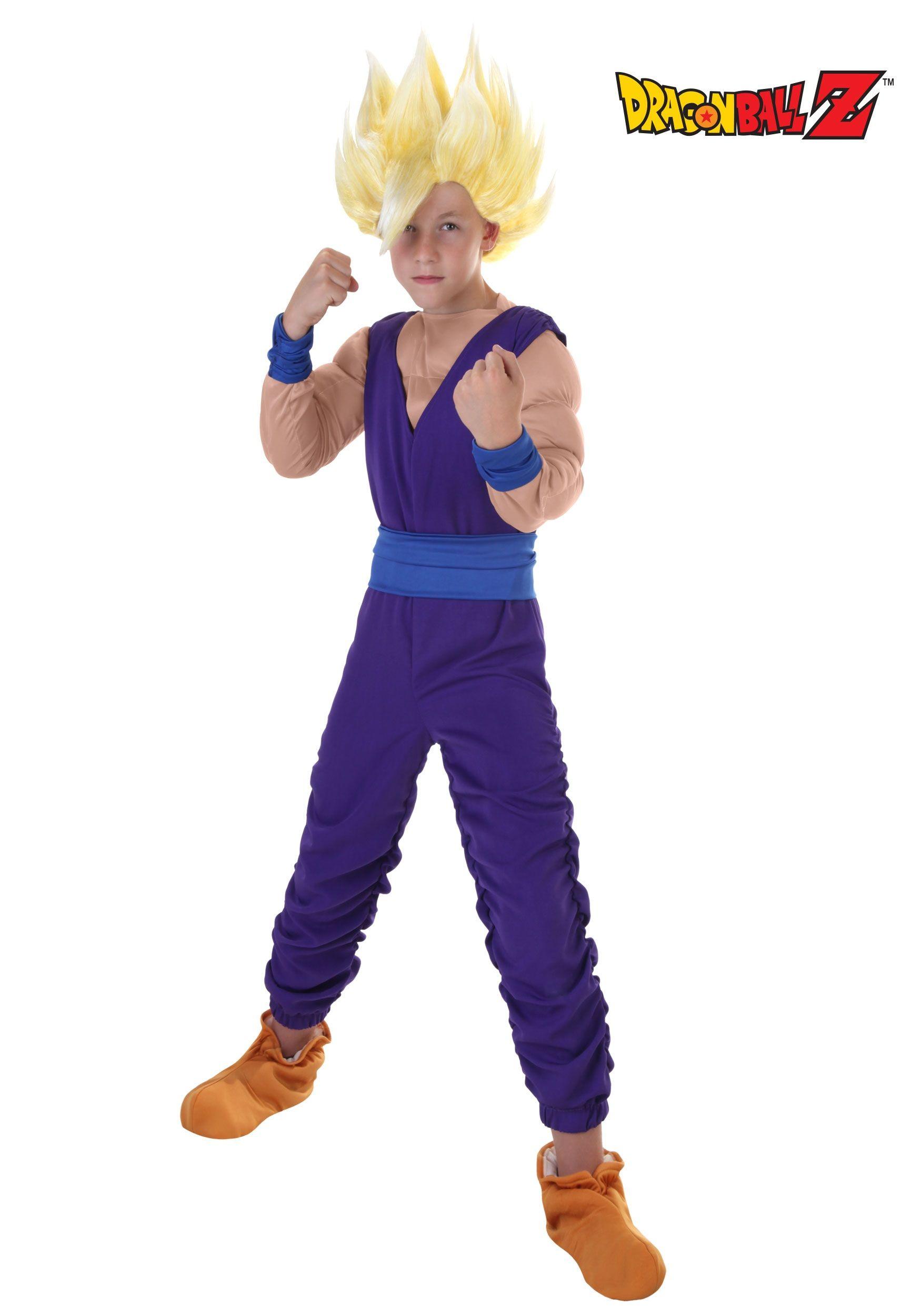 Gohan Costume