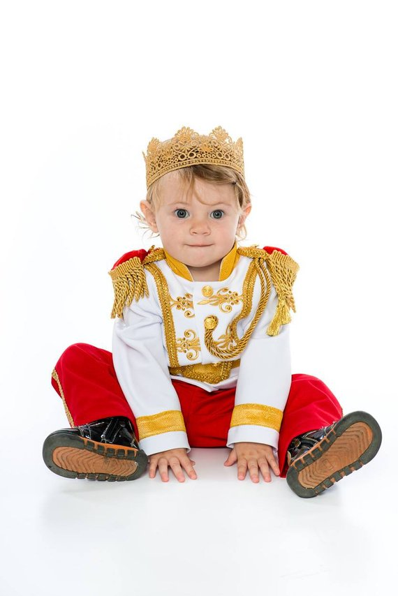 6d20fe915 Prince Charming costume for baby 5-12 MONTH Disney Cinderella Halloween outfit  king suit wedding rin