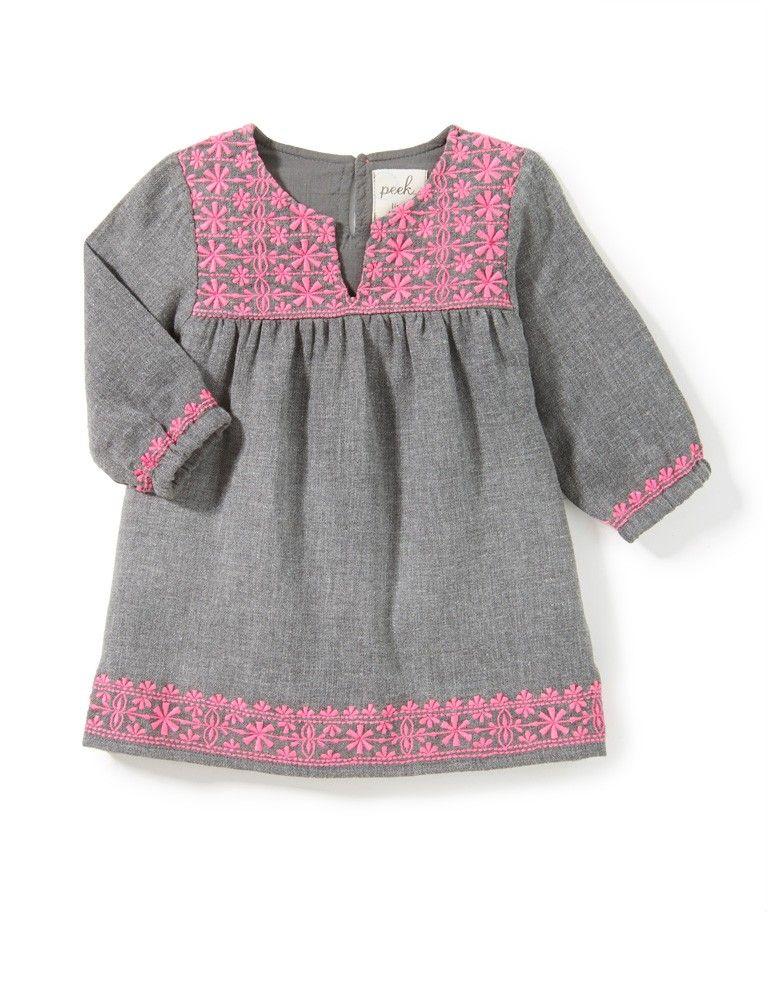 bdb3362c0a39 Baby Salma Dress - Dresses + Bloomers - Categories - baby girls ...