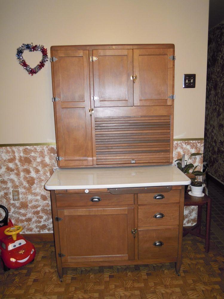 Bon Napanee Hoosier Cabinet