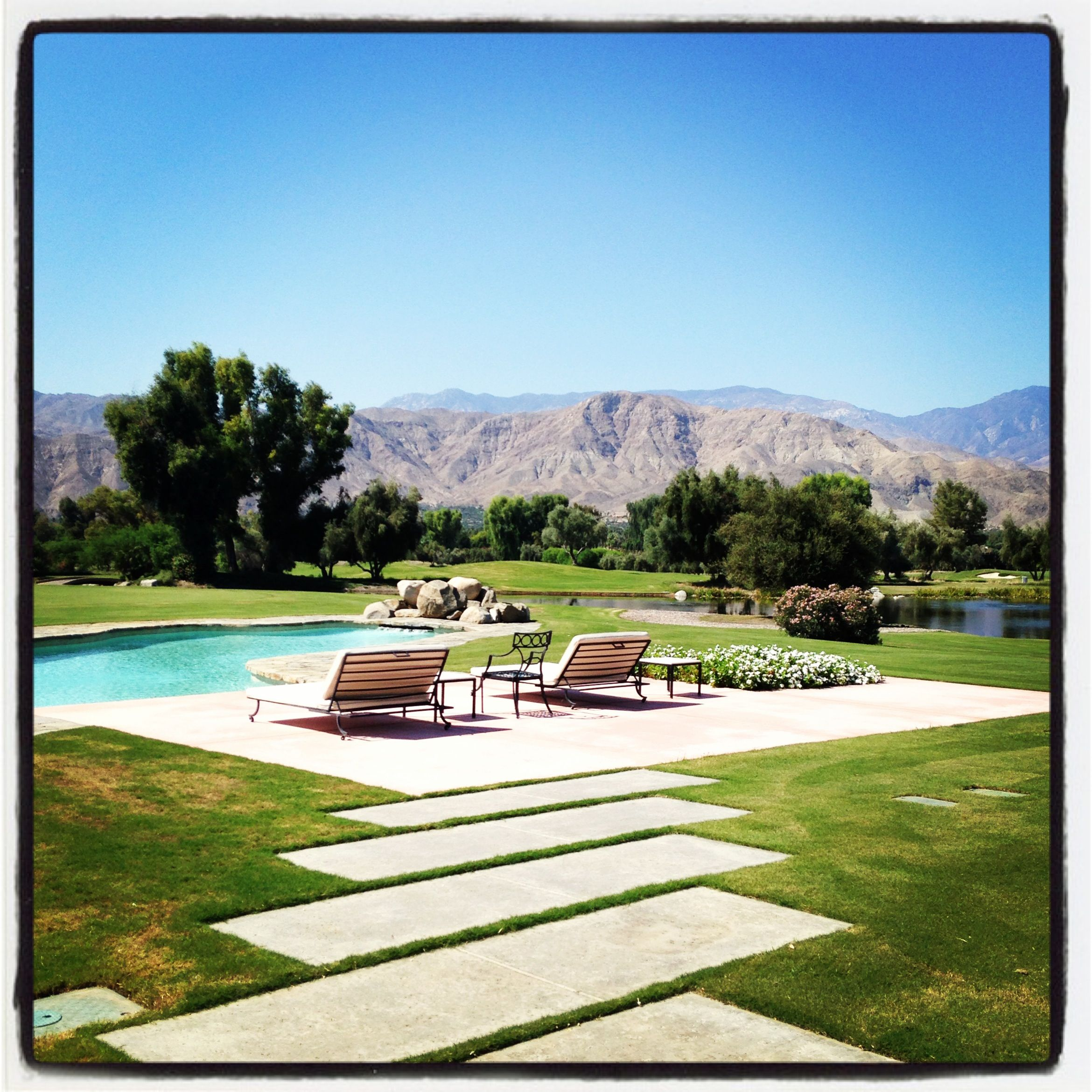 Rancho Mirage Apartments: Palm Springs, Midcentury Modern