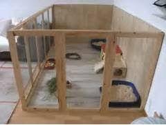 bildergebnis f r kaninchengehege innen selber bauen. Black Bedroom Furniture Sets. Home Design Ideas