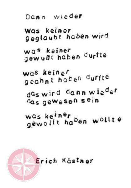 Zitat von Erich Kästner - Lünen | gute sprüche | Pinterest | Erich ...