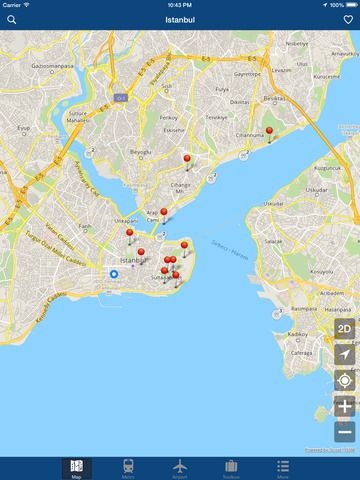 Istanbul Subway Map 2015.Ipad App Istanbul Offline Map City Metro Airport 4 Now