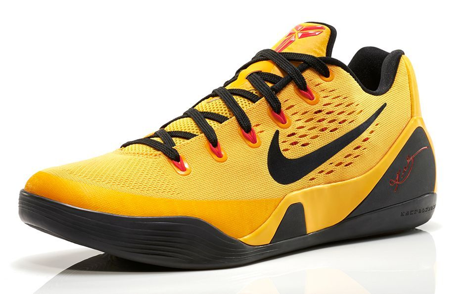 Billig Nike Kobe 9 Low EM Bruce Lee