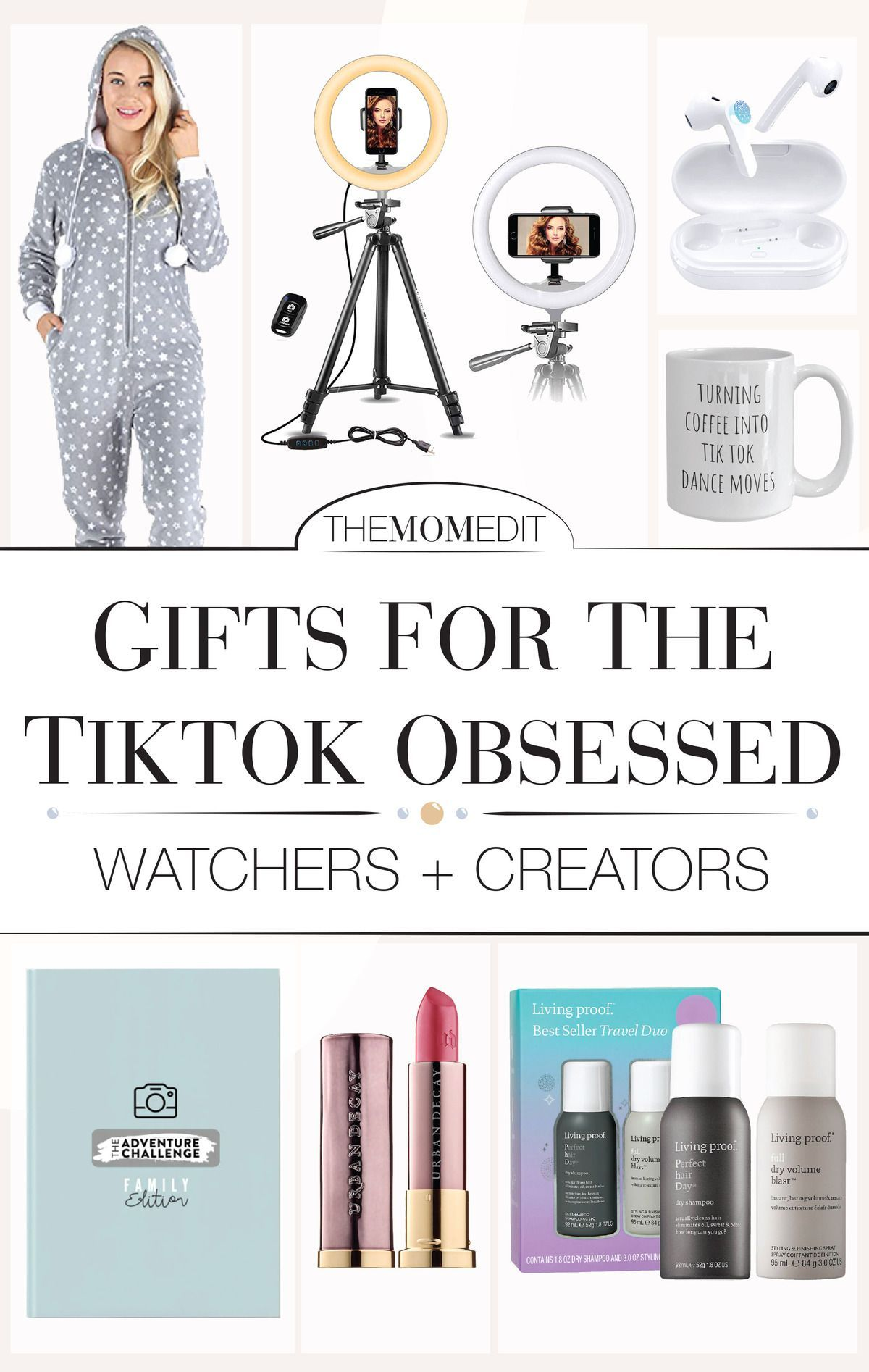 Gift Guide For The Tiktok Obsessed In 2021 Gifts Quirky Gifts Best Gifts