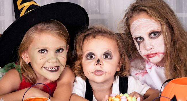 Last-minute Halloween costume ideas for kids Homemade halloween