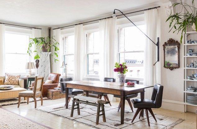 20 Eclectic Interior Design Ideas