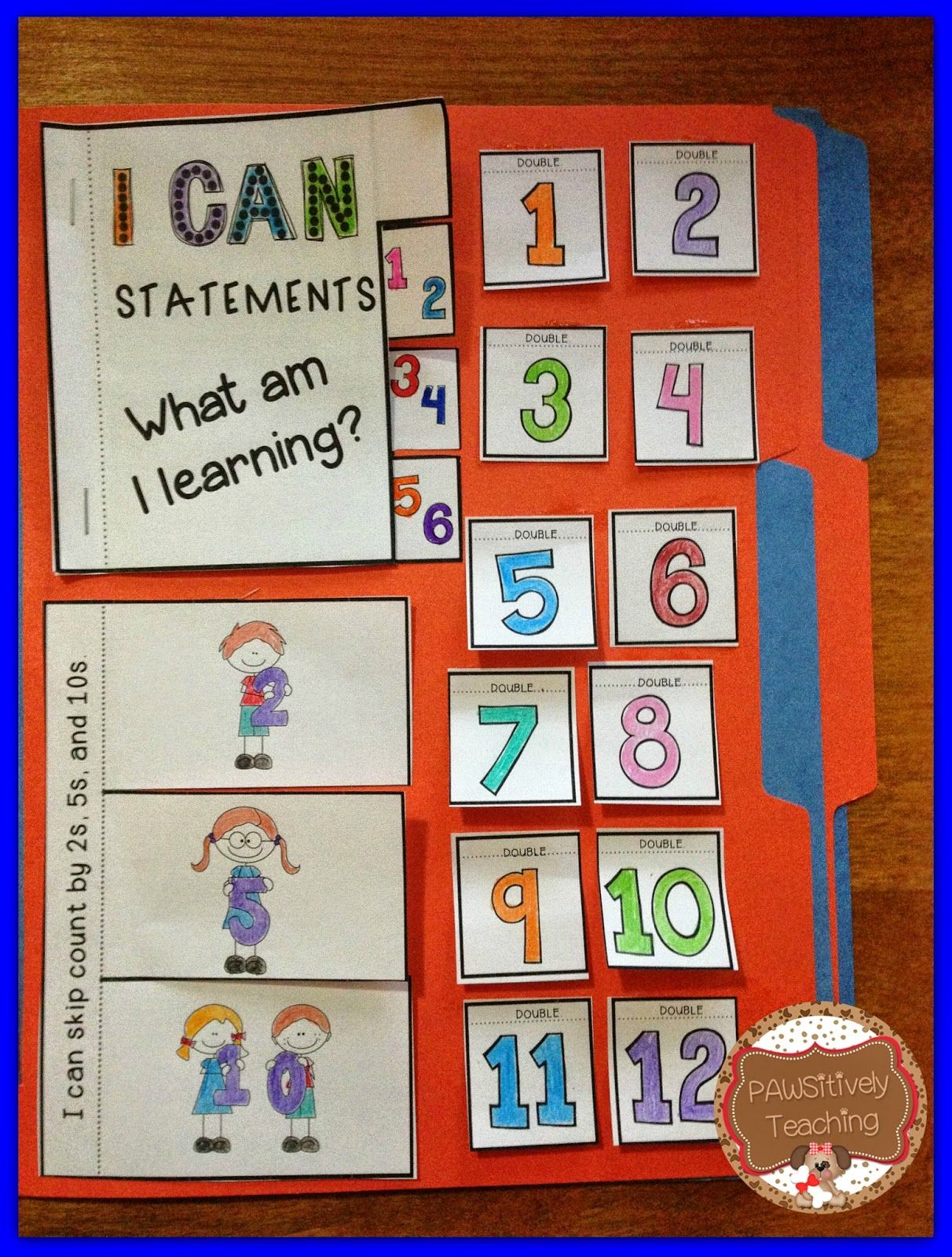 Basic Number Concepts Interactive Notebook Or Lapbook