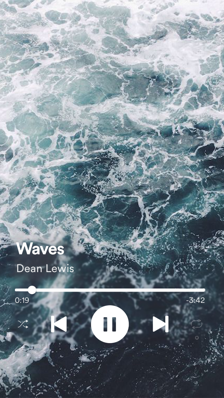 Music Wallpaper For Iphone Waves Dean Lewis Music Wallpaper Waves Wallpaper Iphone Waves Wallpaper