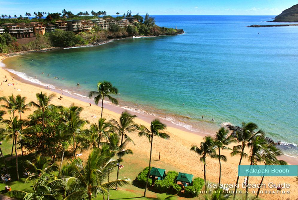 Kala Beach Guide Lihue Resorts Recreation Kauai Hawaii One Of My Favorite Places On Earth