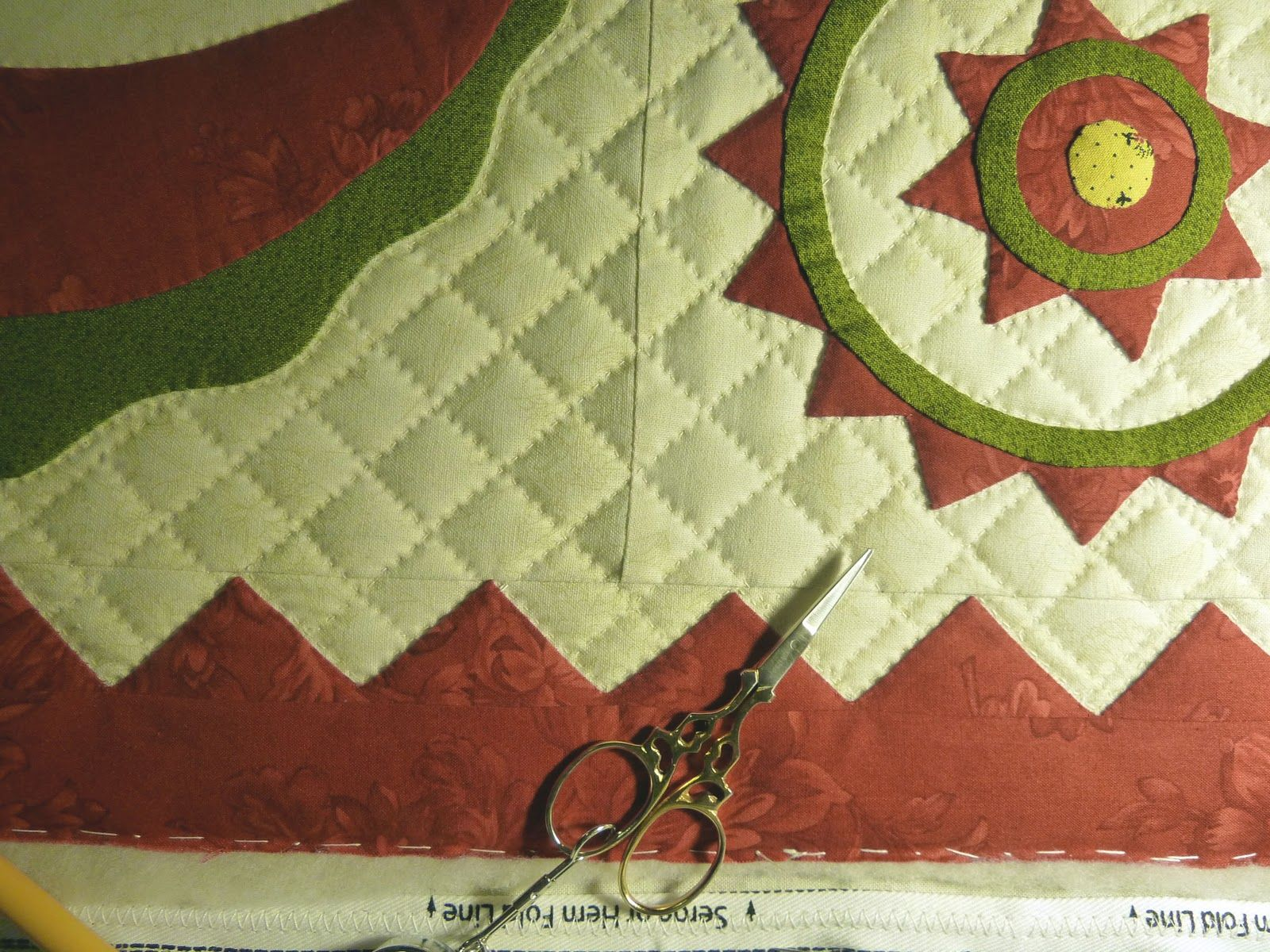 Applique and hand quilting hand quilting pinterest hand