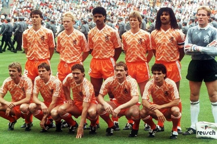 Oud Nederlands Elftal European Football Championship National Football Teams Football Team