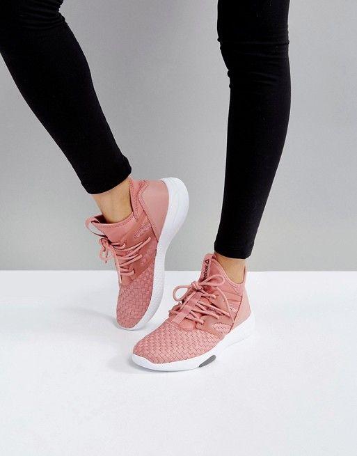 Reebok Training Hayasu Sneakers In Dusky Pink | Sneakers