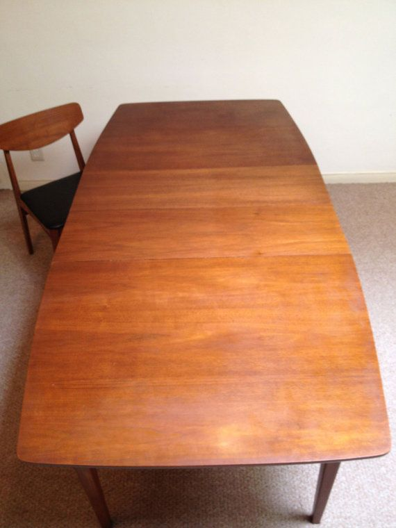 7 Ft Mid Century Modern Dining Table