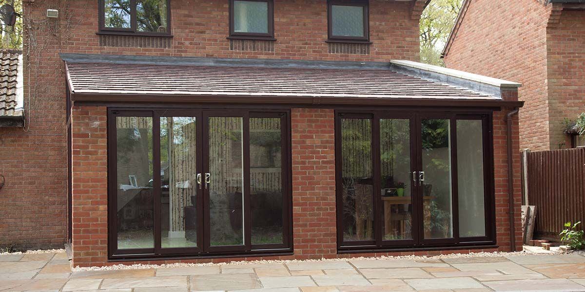 Lean To Replacement Tiled Roof Conservatory Sunroom Designs Lean To New Homes