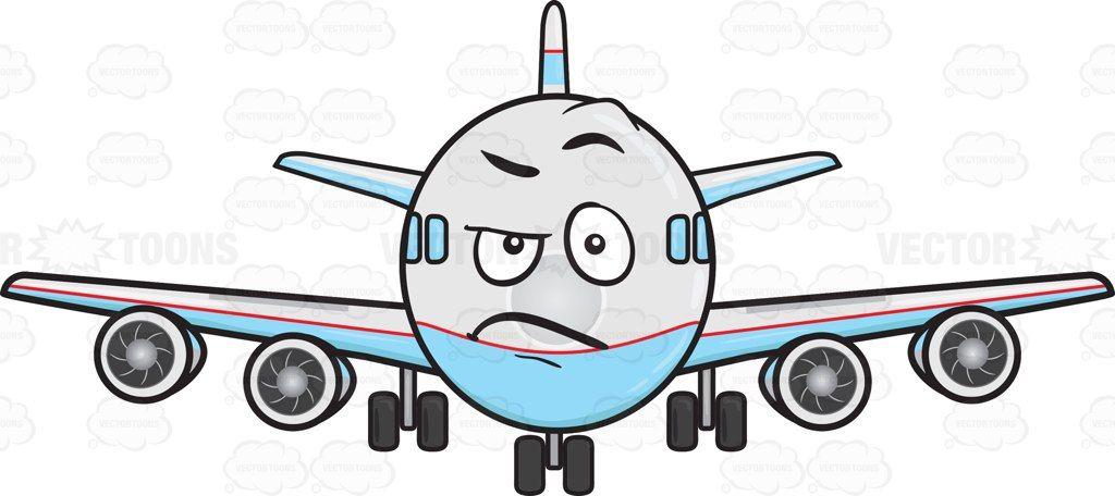 Angered Look On Jumbo Jet Plane Emoji Jumbo Jet Jet Plane Plane Emoji