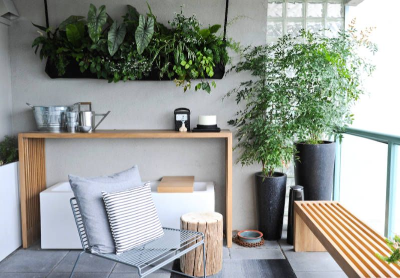 Find This Pin And More On Small Patios, Balconies And Terraces By Freshome.