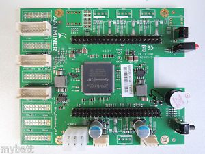 Dashboard Antminer S7 Data Circuit Io Board V1 6 Bitcoin Miner Parts