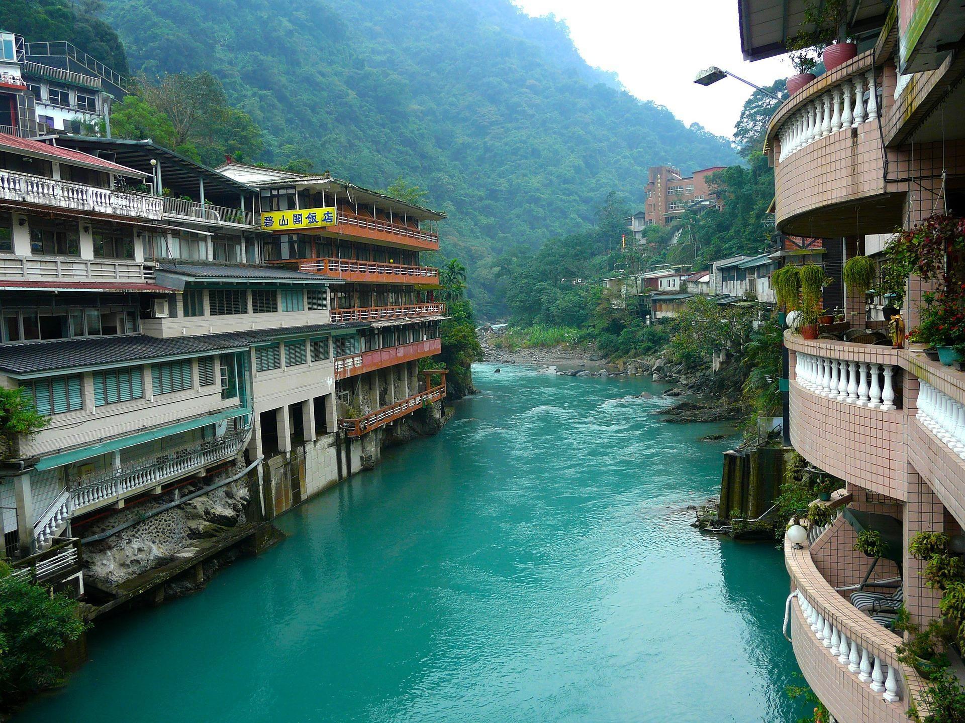 Wulai Atayal Aboriginal Village and Hot Springs (烏來) | Taipei travel, Top  10 tourist destinations, Taipei travel guide