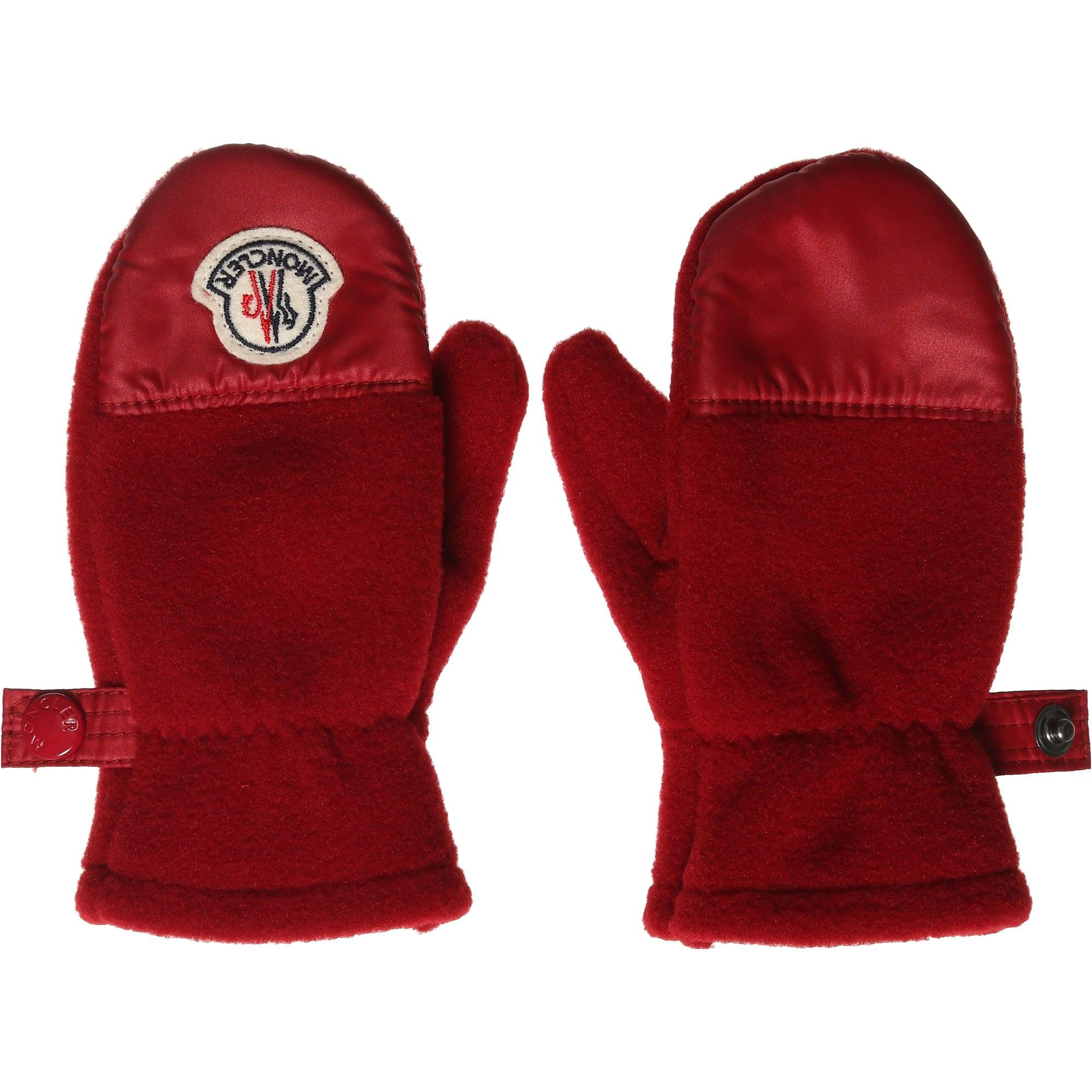 moncler baby gloves