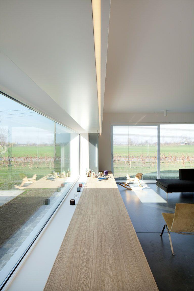 linear-ceiling-mounted-led-fluorescent-light-fixtures-modular ...