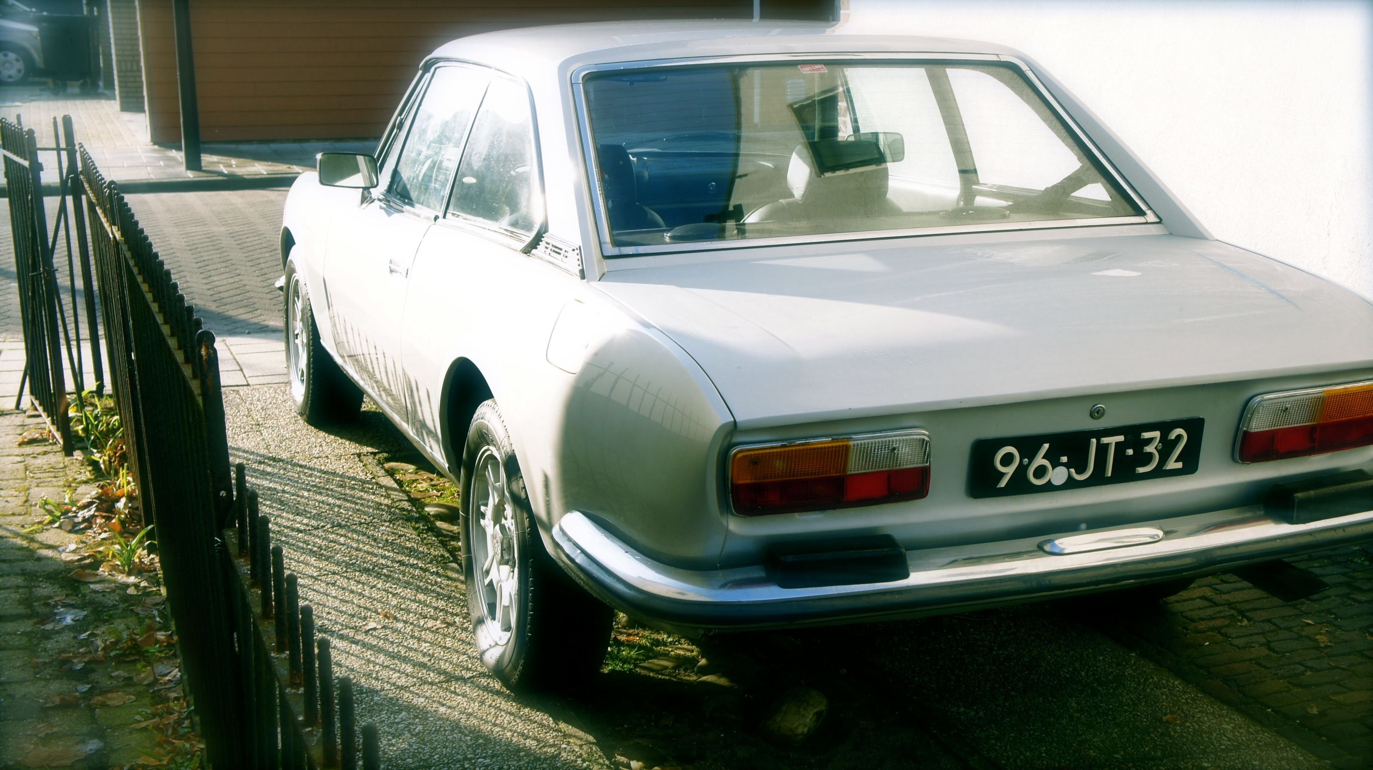 1976 Peugeot 504 Coupé. Oldtimer. Sold. (With images
