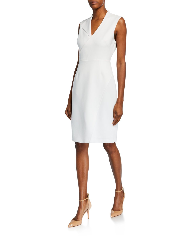 Elie Tahari Elodie Sleeveless Sheath Dress Sleeveless Sheath Dress Sheath Dress Elie Tahari [ 1500 x 1200 Pixel ]