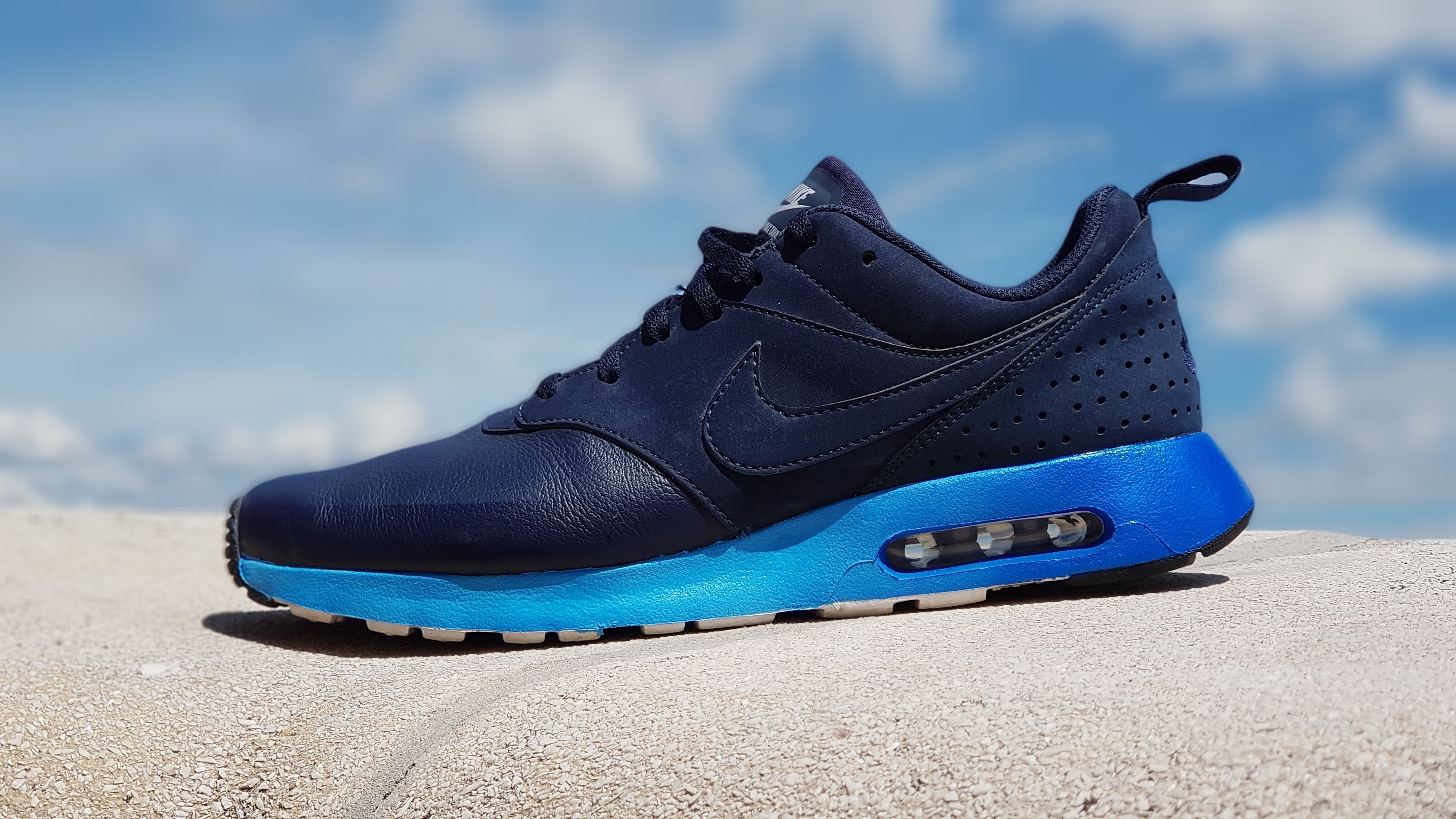 Pin by Zedraw Customize on Nike Air Max 180 Ultramarine with