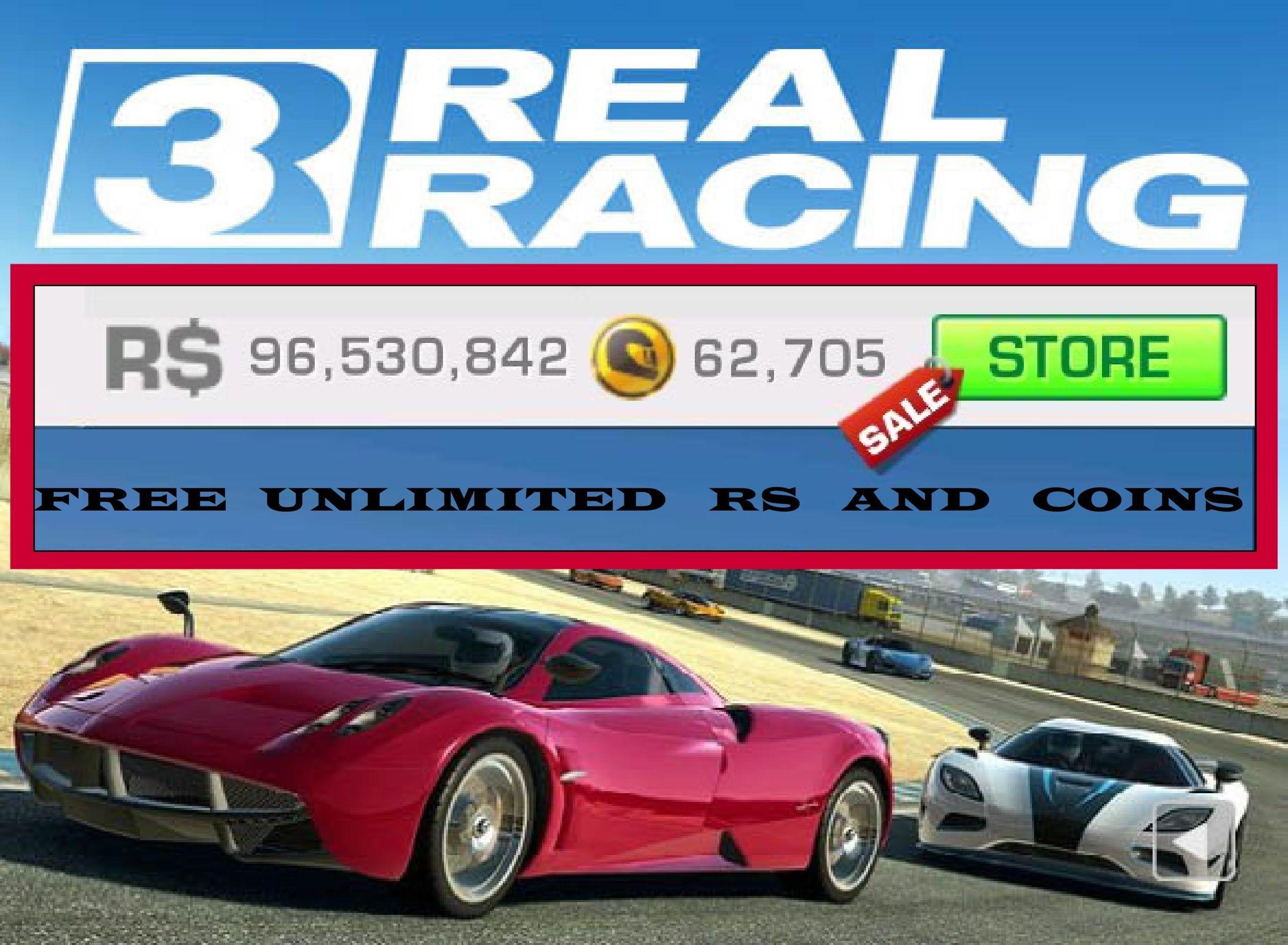 Real Racing 3 Hack No Surveys, V1.21b Hack For Real Racing ...
