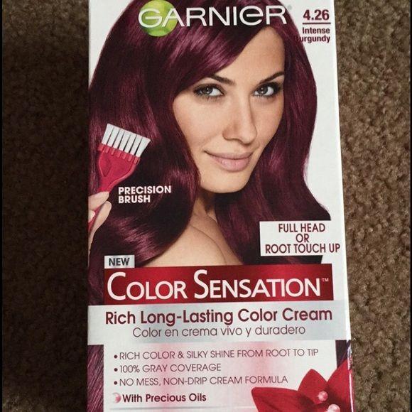 Hair Dye Brand New Hair Dye By Garnier Color Intense