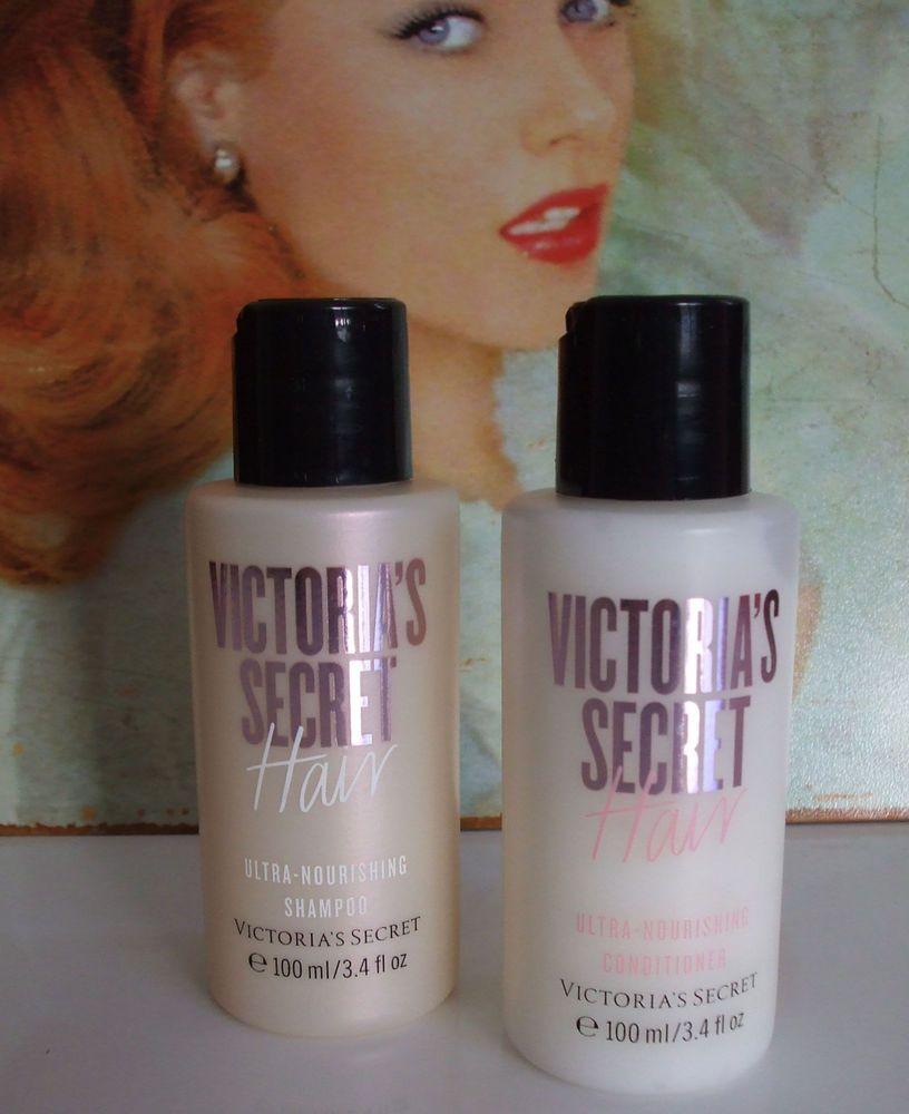 Victoria's Secret Shampoo and Conditioner 3.4 Fl. Oz.