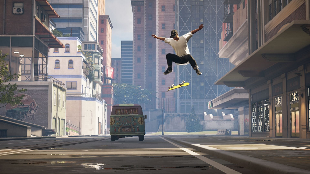 Review Tony Hawk S Pro Skater 1 2 Is Nearly Perfect Geektyrant Tony Hawk Pro Skater Tony Hawk Pro Skaters